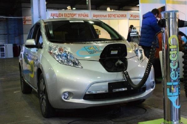 В Украине простимулируют электрозарядную инфраструктуру