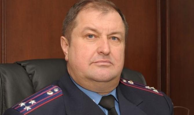 Экс-начальника ГАИ Киева экстрадировали в Украину