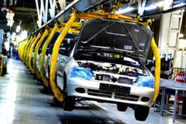 Производство легковых авто в Украине выросло на 90%