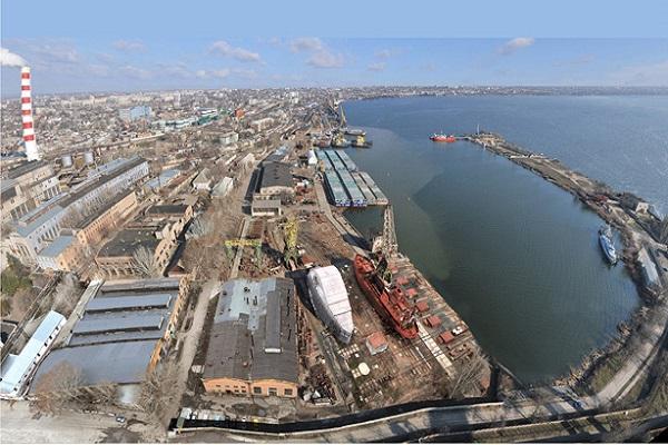 «Нибулон» нацелился на строительство морских судов