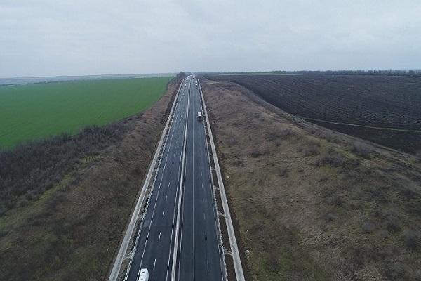 «Укравтодор» заявил о завершении аварийного ремонта трассы Киев-Одесса