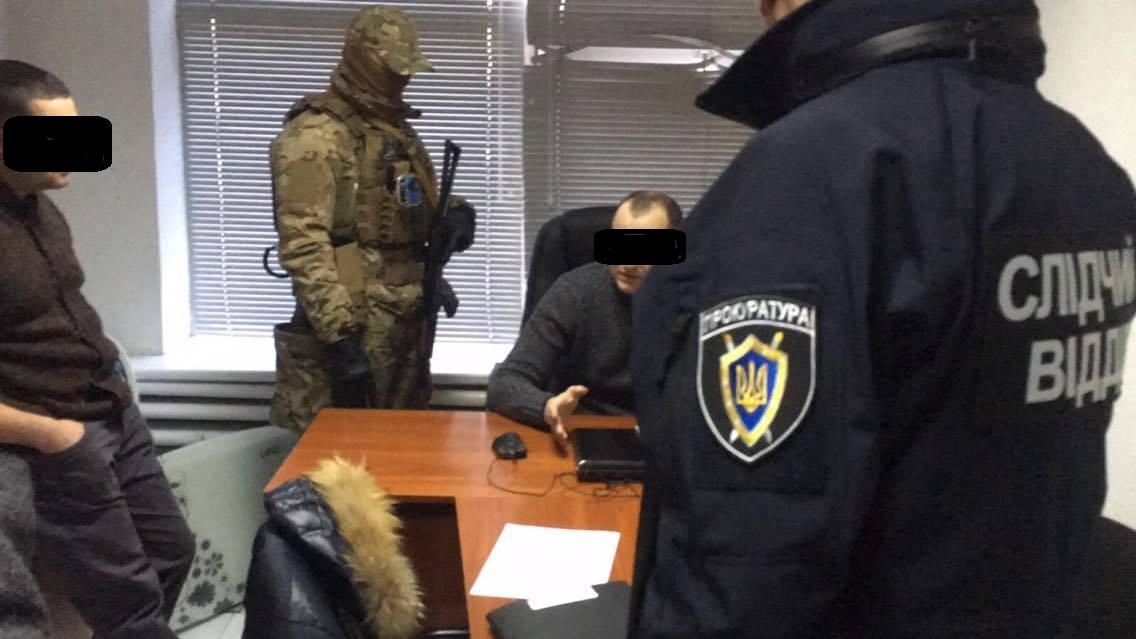 В Одессе на взятке задержан заместитель начальника таможенного поста