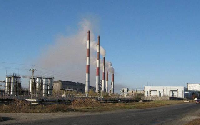 Насалик озвучил сроки перевода двух блоков Змиевской ТЭС на газовый уголь