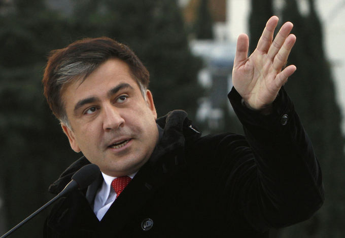 Саакашвили нажаловался Шокину, Авакову и Грицаку на таможенников