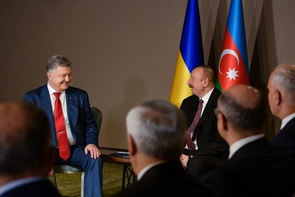 Азербайджан предложил Украине участвовать в проекте Южного газового коридора