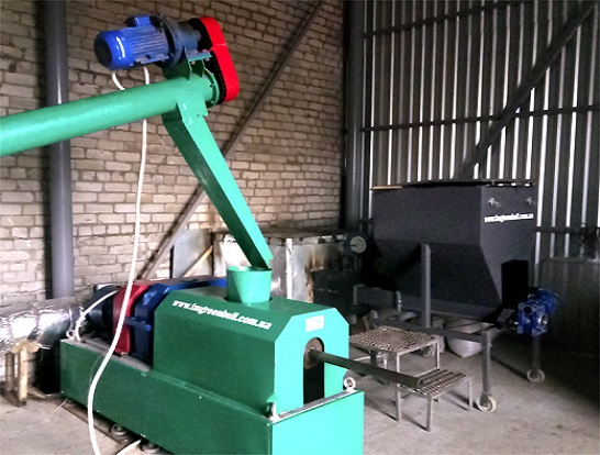 «НИБУЛОН» запустил линию по переработке отходов в топливо
