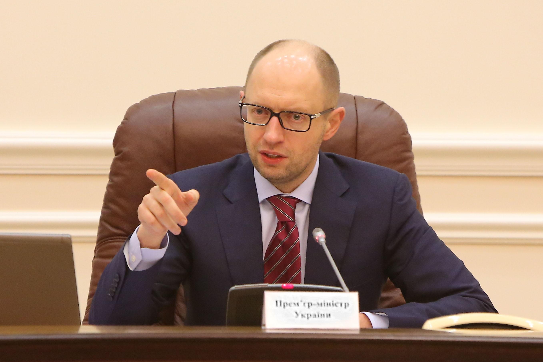 Яценюк анонсировал легализацию игорного бизнеса