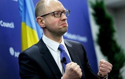Яценюк пригрозил ответственностью руководству ГФС и Госземагентства