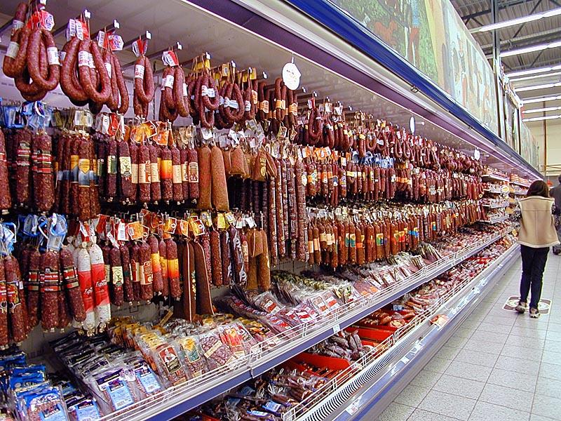 В Украине мясоперерабатывающие предприятия сократили производство на 13%