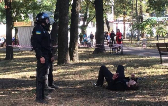 В Киеве задержали членов ОПГ, требовавших деньги с перевозчиков