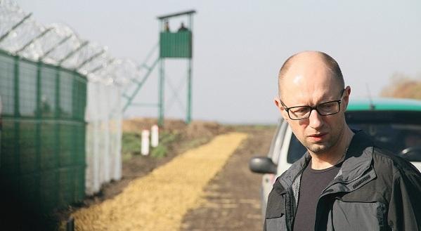 ГПУ взялась за «Стену Яценюка»