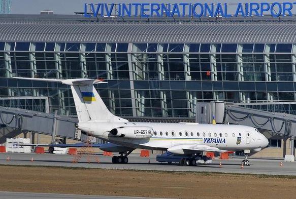 Аэропорт «Львов» подписал контракт с лоукостером Ryanair