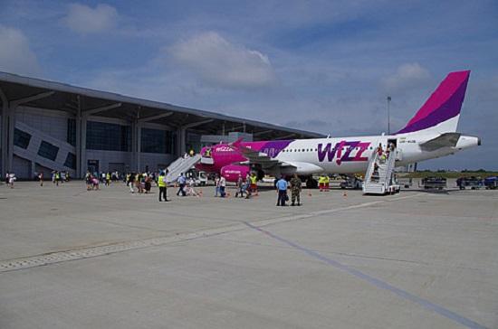 Wizz Air возобновит полеты в Харьков
