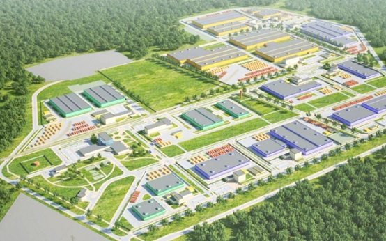 В столице построят индустриальный парк