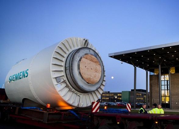 Российская компания просит ЕС отменить санкции из-за турбин Siemens