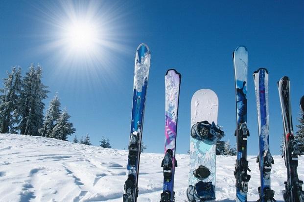 Лыжи и сноуборды украинского производства завоевали Европу