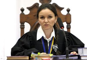 Скандальная судья Царевич проиграла апелляцию и продолжит носить браслет