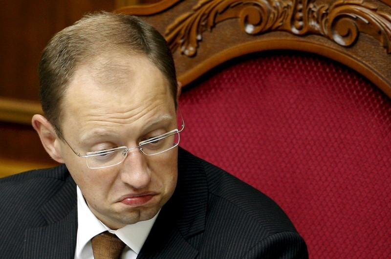 Яценюк принял отставку главы ГФС после обвинений в коррупции