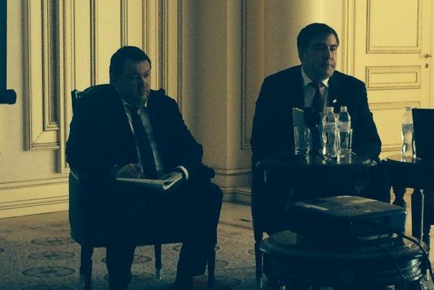 Саакашвили выбрал себе новую жертву для нападок: Квиташвили