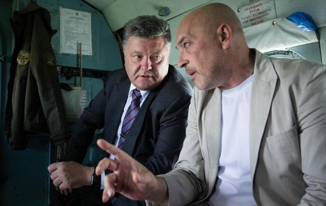 Порошенко назначил волонтера Туку новым губернатором Луганской области