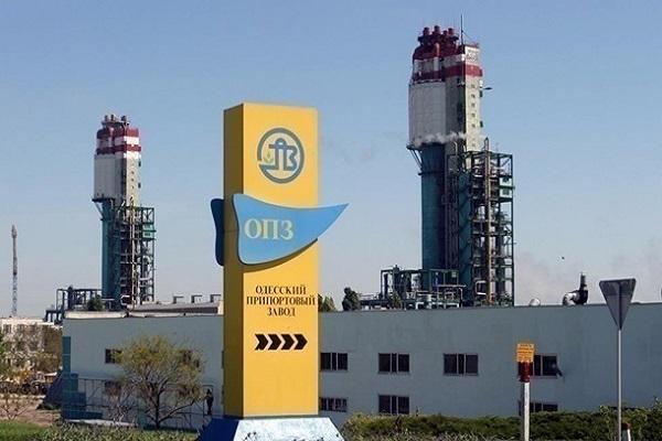 ОПЗ снова остановил работу по производству карбамида