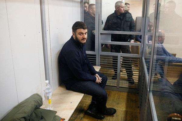 В отношении сына Авакова закрыли «Дело о рюкзаках»