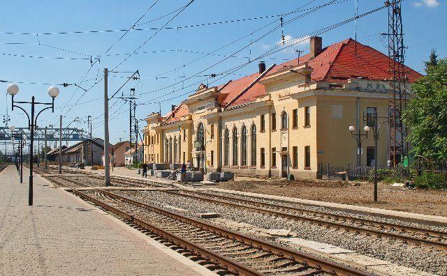 Ж/д вокзал в Мукачево переоборудуют под евроколею