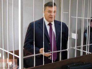 Столичный суд разрешил заочное расследование Януковича в деле о Евромайдане