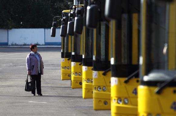 Киевсовет отказался отменить повышение стоимости проезда в транспорте