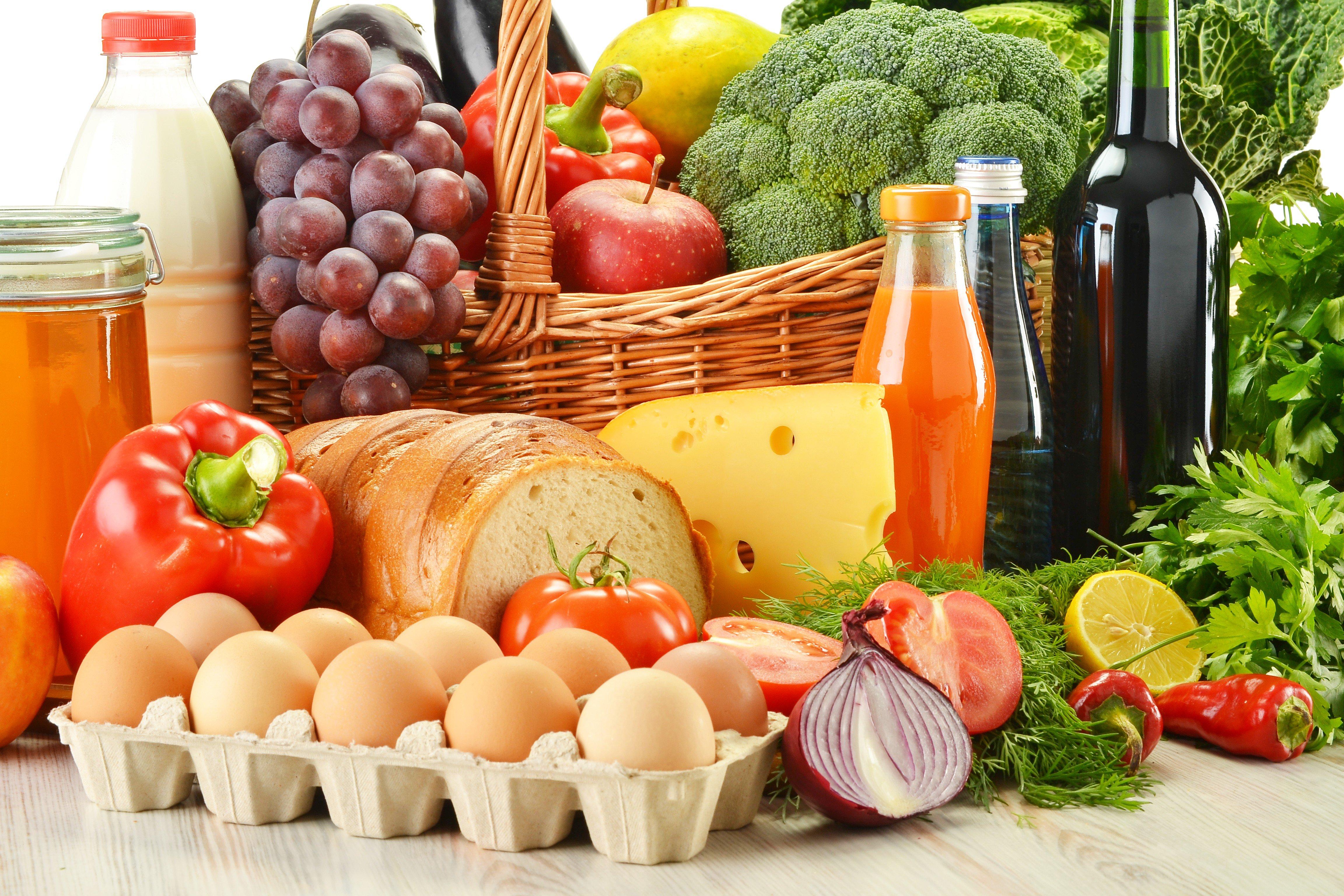 Рада намерена установить правила маркировки продуктов