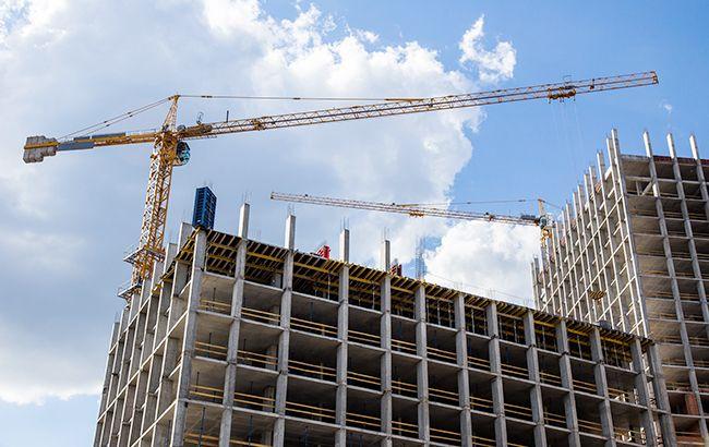 В Украине строительная отрасль показывает устойчивый рост