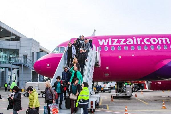 Wizz Air вернулась в Харьковский аэропорт