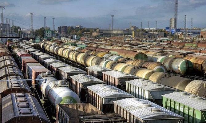 «Укрзализныця» прогнозирует проиндексировать тарифы на грузоперевозки на 22,5%