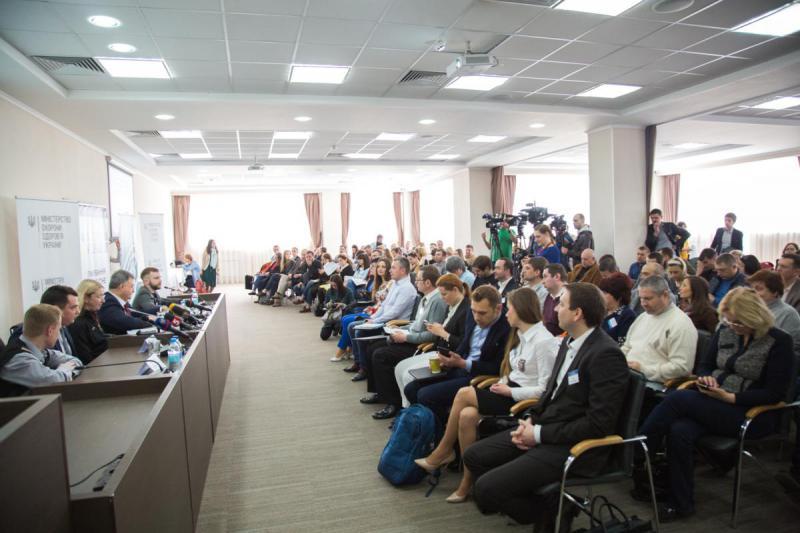 НАБУ и МОЗ подписали «протокол лечения коррупции»