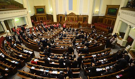 Рада приняла в целом законопроект о реструктуризации валютных кредитов