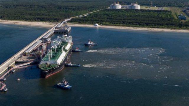 Литва готова обсудить участие Украины в проекте LNG-терминала в Хорватии