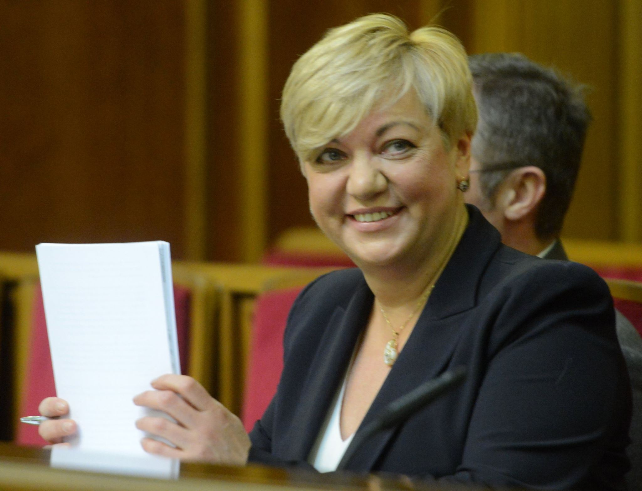 СМИ: Украденные в банке Пшонки облигации нашлись в фонде Гонтаревой