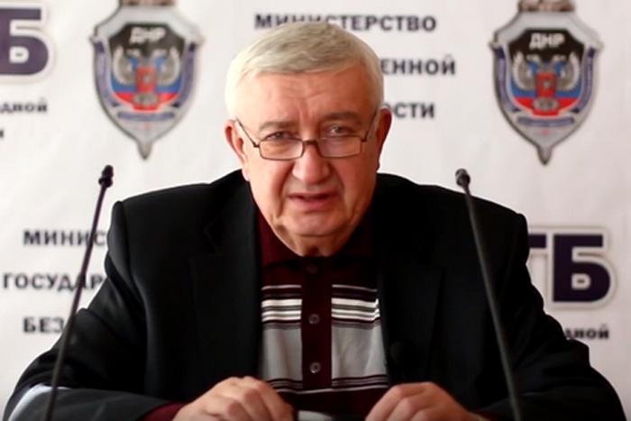 Еще один кадр Януковича перешел на сторону террористов ДНР
