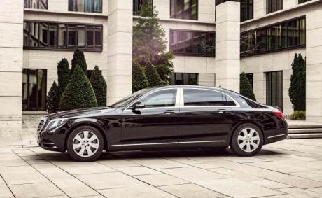 Структура «Нафтогаза» попыталась прозрачно купить Mercedes Benz за 5 млн