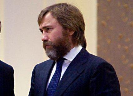 Представление на члена Оппоблока Новинского поступило в Раду