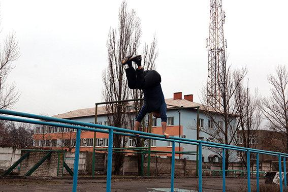 5% украинских копов не смогли пройти физподготовку (ДОКУМЕНТ)