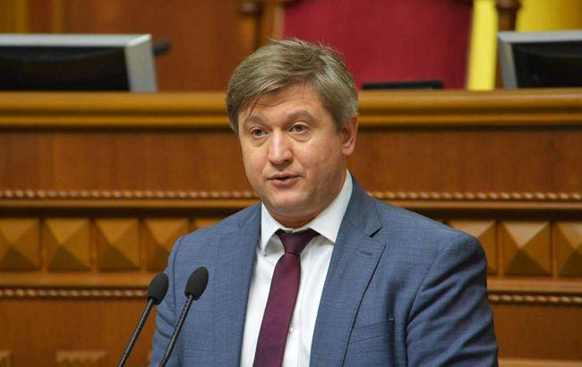 Министру Данилюку светит новое уголовное дело