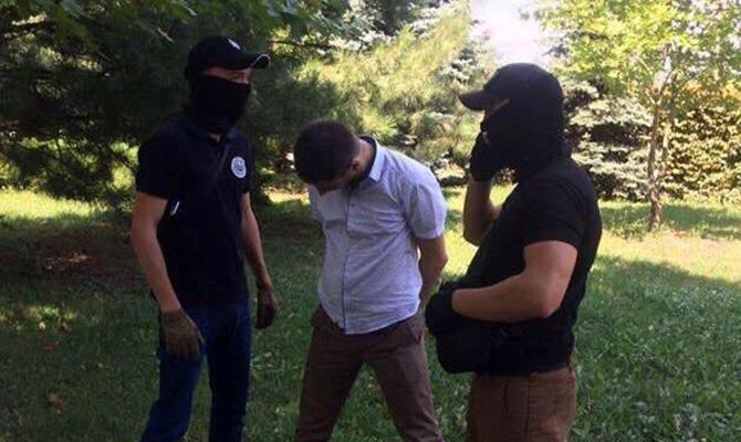 СБУ задержала прокурора на взятке в 5 тысяч долларов