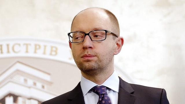 Яценюк обещает помочь украинскому кино за счет игорного бизнеса