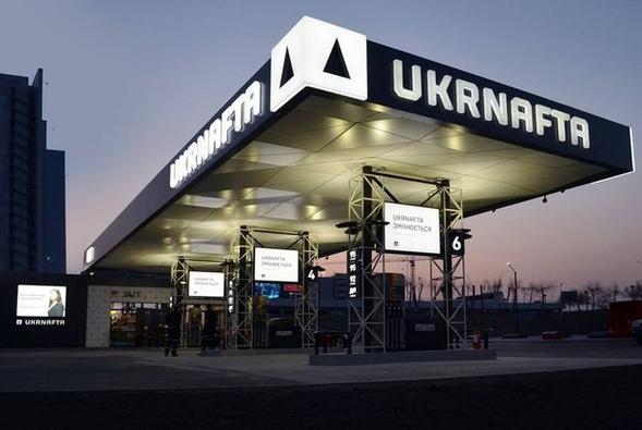 «Укрнафта» в ребрендинг своих АЗС вложит 380 млн грн