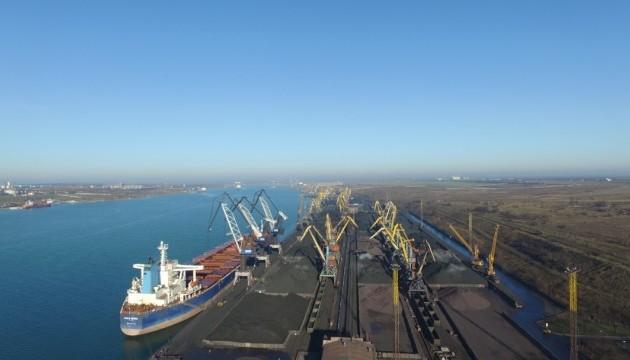 Украинские порты поднялись в рейтинге конкурентоспособности на 16 пунктов