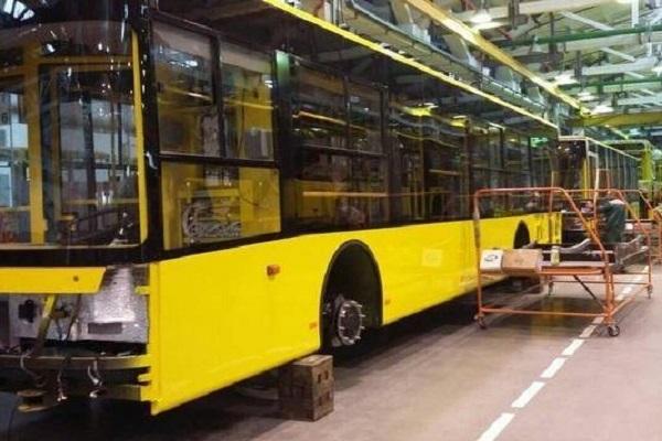 «Богдан» заключил контракт с французским «Bluebus» на изготовление кузовов