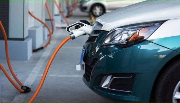 Спрос на электромобили в Украине увеличился на 64%