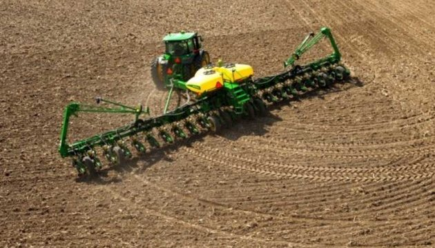 Аграрии завершают осеннюю посевную кампанию