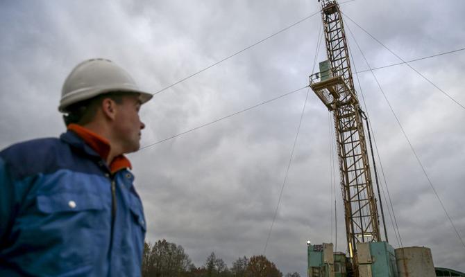 Укрнефтебурение в I квартале увеличило добычу газа и нефти